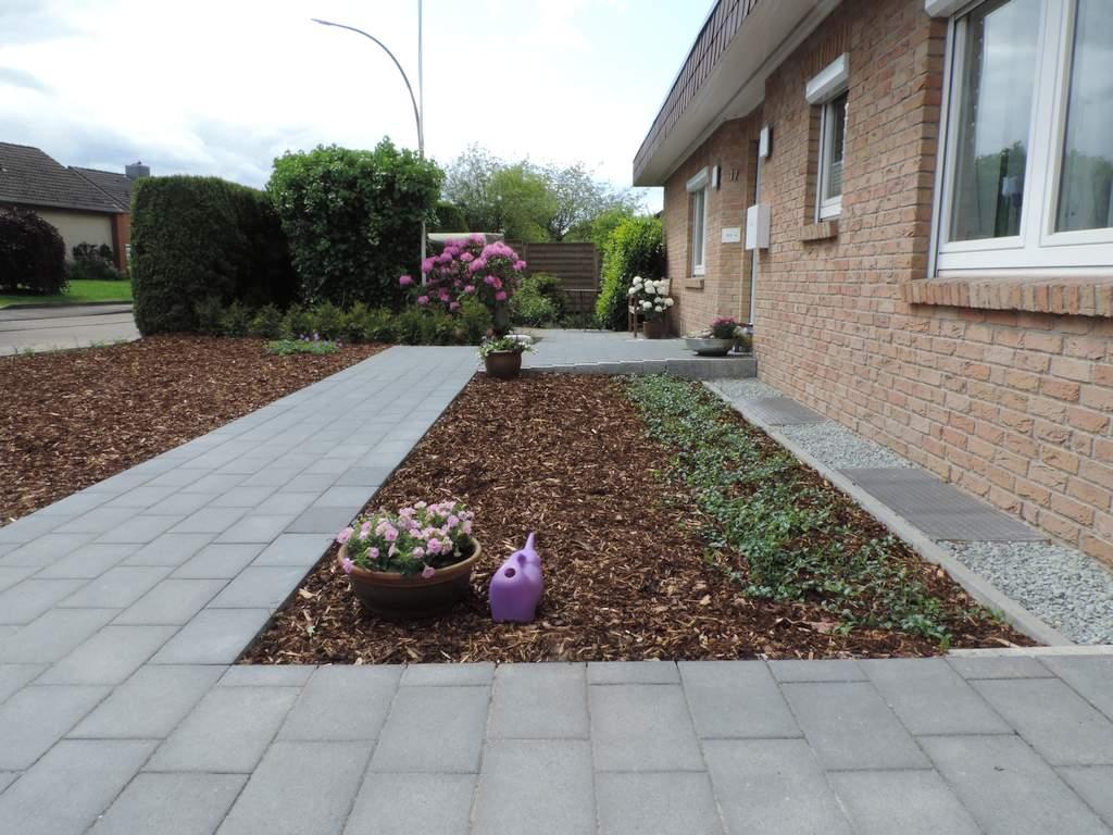 Garten- und Pflasterarbeiten